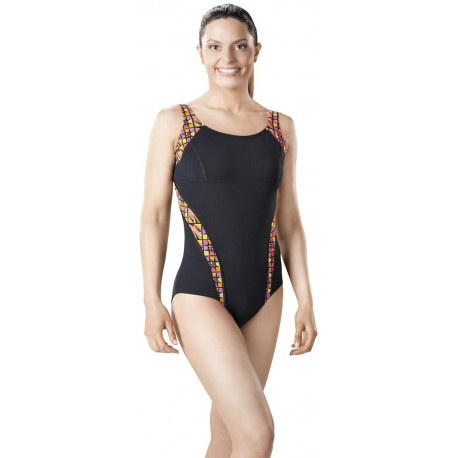 Zazou Pacer Panel Swimsuit