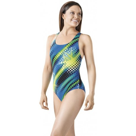 Maru Polka Pacer Hydro Swimsuit