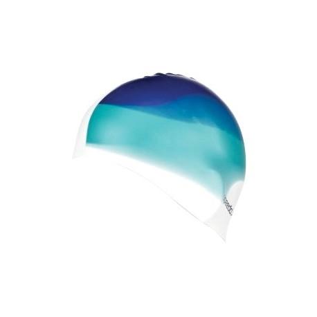 Speedo Junior Multi-Coloured Silicone Cap (Assorted)