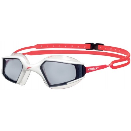 Speedo Aquapulse Max Goggle White/Smoke