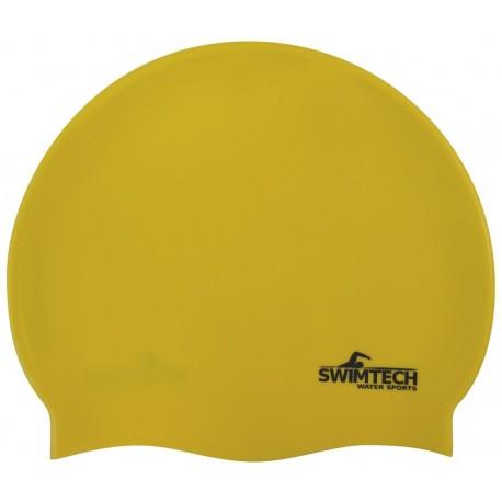 SwimTech Silicone Swim Cap