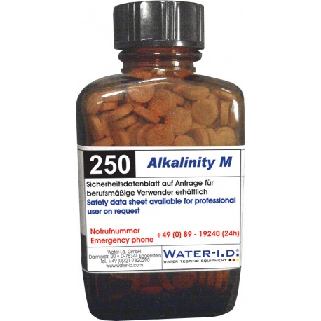 Total Alkalinity (M) Tablets