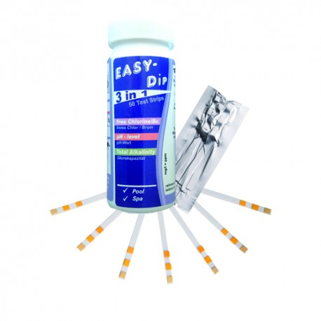 """Easy-Dip"" Test Strips"