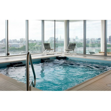 Dual - Propulsion Endless Pool