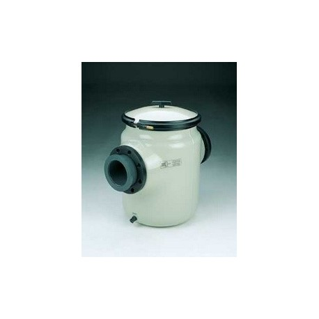 60 litres - Strainer in polyester and fibreglass